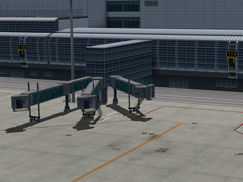 FSシーナリー工房 - SODE Jetway for FSAC羽田2